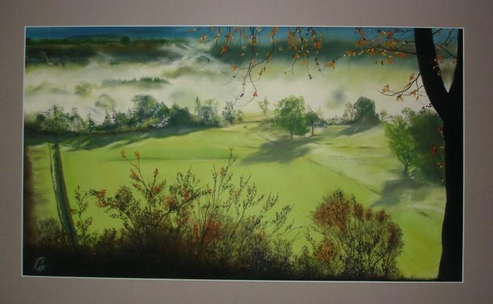 Ete d'automne - 50x80