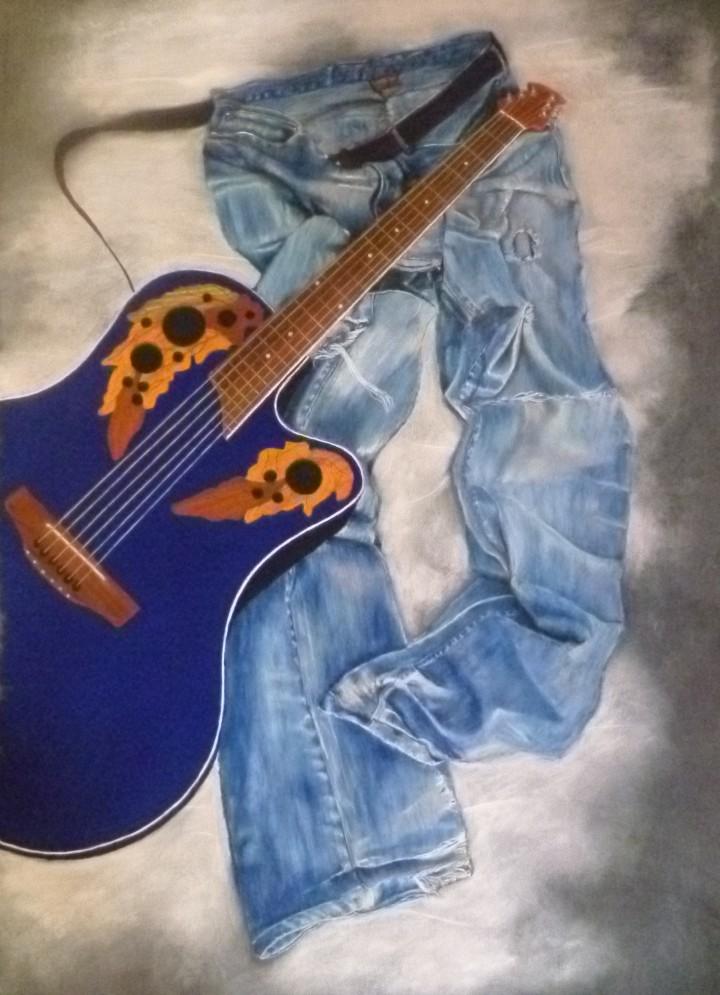 Guitar's Jean
