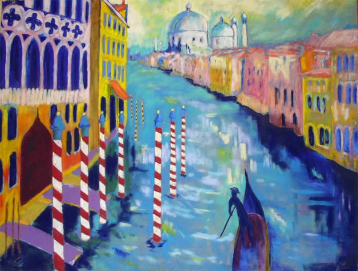 Venise - 50x65